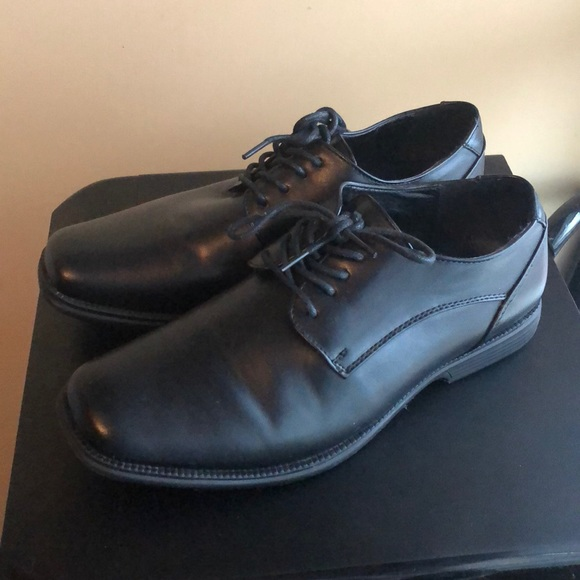 Perry Ellis Shoes Black Boys Dress Poshmark